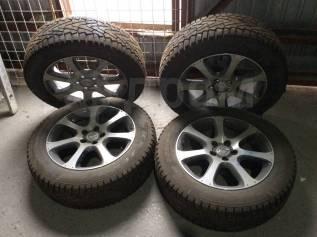"""Оригинальные колёса Хонда ЦР-В. 7.0x18"""" 5x114.30 ET-50"""