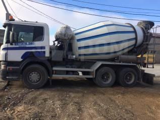 Scania. Продается миксер , 9 290куб. см., 8,00куб. м.