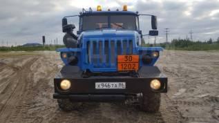 Урал 5557. Продам топливозаправшик, 17 300кг., 6x6