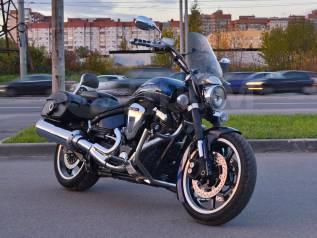 Yamaha Warrior. 1 700куб. см., исправен, птс, с пробегом