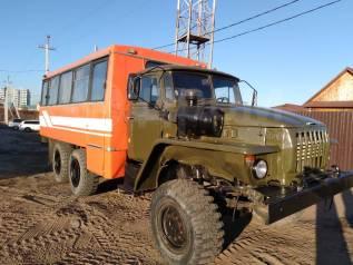 Урал 4320. Продается УРАЛ вахта