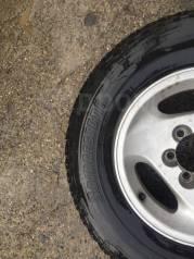 """Продам колесо Bridgestone Desert Dueler 265/70R16. x16"""" 6x139.70"""
