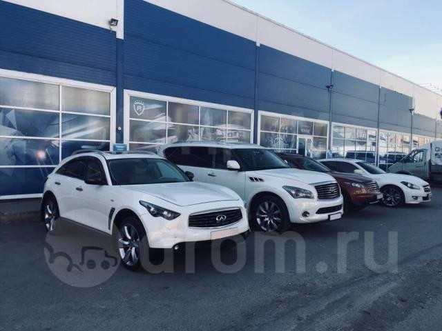 Автосервис Авто Премиум по ремонту и продаже запчастей Infiniti, Lexus
