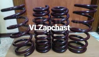 Пружина подвески. Nissan X-Trail, NT30, T30 Двигатели: QR20DE, QR25DE, YD22ETI, YD22DDTI