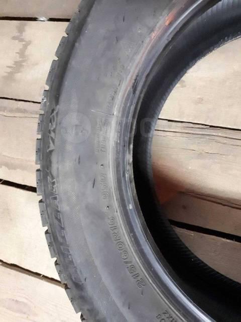 Bridgestone Blizzak. Зимние, без шипов, 2015 год, 5%, 4 шт
