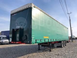 Kogel. S 24 - полуприцеп шторный бортовой 2009г. в., 34 000кг.