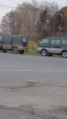АКПП. Mitsubishi Delica, P25W, P35W, P05W, P15W Двигатель 4D56