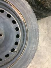 Dunlop Graspic DS3. Зимние, без шипов, 30%, 4 шт