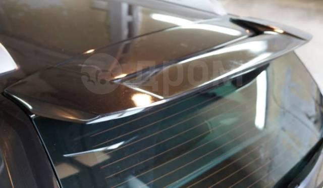 Спойлер. Nissan Terrano, D10 Renault Duster, HSA, HSM Двигатели: F4R, H4M, K4M, K9K