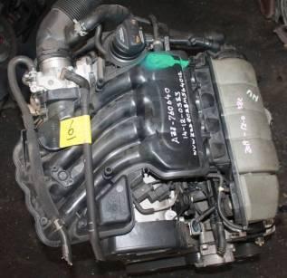 Двигатель в сборе. Volkswagen Bora Volkswagen Golf Двигатель AZJ