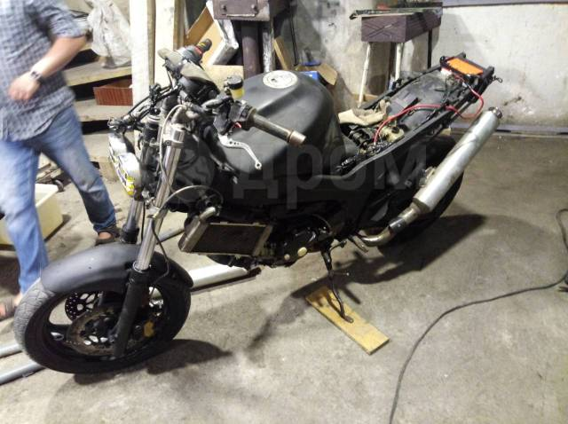 Yamaha TDM. 1 000куб. см., исправен, птс, с пробегом