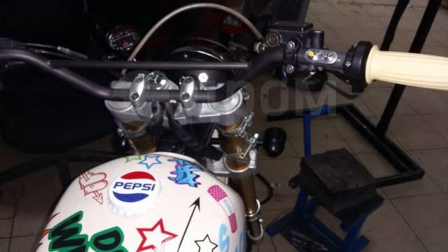 Honda SLR 650. 650куб. см., исправен, птс, без пробега