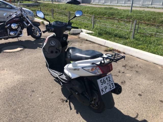 Yamaha XC 125. 125куб. см., исправен, птс, с пробегом