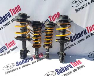 Пружина подвески. Subaru Impreza, GH8 Двигатель EJ20X