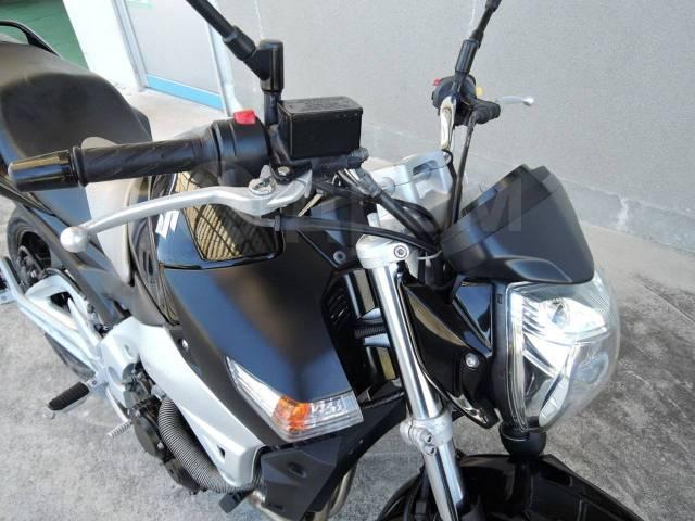 Suzuki GSR 400. 400куб. см., исправен, птс, без пробега