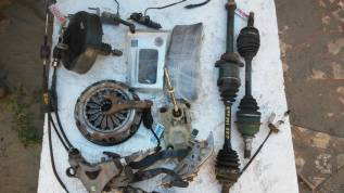 МКПП. Toyota: Celica, WiLL VS, Allex, Corolla Axio, Matrix, Voltz, Corolla Fielder, Corolla, Corolla Runx Двигатели: 2ZZGE, 1NZFE, 1ZZFE, 2C, 2NZFE, 3...
