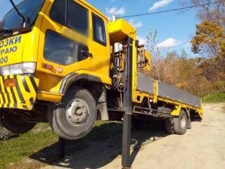 Услуги грузоперевозки, грузовик с манипулятором, эвакуатор.