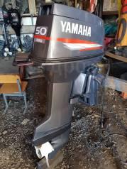 Yamaha. 50,00л.с., 2-тактный, бензиновый, нога L (508 мм), 1998 год год