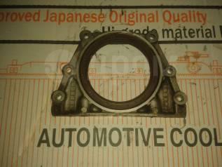 Крышка коленвала. Mitsubishi: Toppo BJ Wide, Toppo BJ, Pajero Mini, Minica, Minica Toppo, Town Box Wide, Town Box, Minicab, Bravo Двигатель 4A30