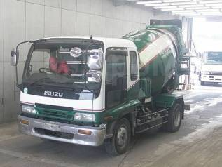 Isuzu Forward. Миксер во Владивостоке, 8 220 куб. см., 3,20 куб. м. Под заказ