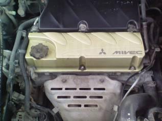 Двигатель в сборе. Mitsubishi Airtrek, CU2W, CU4W, CU5W Двигатель 4G69