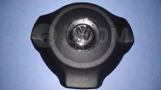 Крышка подушки безопасности. Volkswagen Polo, 602, 612, 6R1 Двигатели: CBZB, CDDA, CFNA, CFNB, CGGB, CGPA, CGPB, CLPA, CLSA, CFW, CWVA, CZCA
