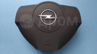 Крышка подушки безопасности. Opel: Astra, Vectra, Zafira, Astra GTC, Astra Family Двигатели: Z16LET, Z19DTL, Z19DT, Z16XER, Z19DTH, Z16XEP, Z19DTJ, A1...