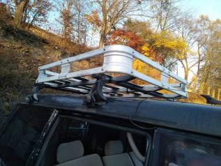 Багажник на крышу. Mitsubishi Pajero, V21W, V23W, V24W, V24WG, V25W, V26W, V26WG, V31W, V32V, V32W, V33V, V33W, V34V, V34W, V36V, V36W, V41W, V43W, V4...
