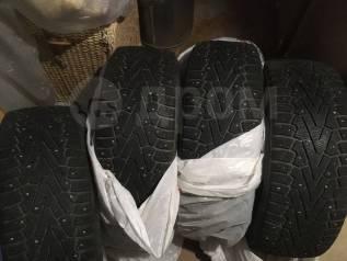 Pirelli Ice Zero. Зимние, шипованные, 10%, 4 шт