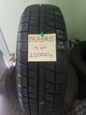 Bridgestone Blizzak Revo GZ. Зимние, без шипов, 2012 год, 10%, 2 шт