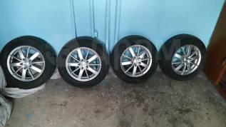 "Продам зимние колеса. 6.0x15"" 5x105.00 ET39 ЦО 56,6мм."