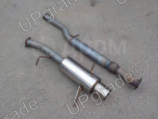 Выхлопная система. Subaru Impreza WRX, GC8, GF8, GC8LD3, GF8LD3