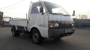 Mazda Bongo. Продам грузовик Мазда Бонго 4вд, 1 800куб. см., 1 000кг., 4x4