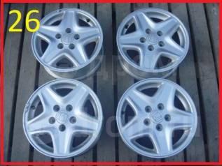 "Honda. 5.5x15"", 5x114.30, ET-45, ЦО 64,1мм."