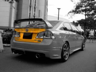 Крышка багажника. Honda Civic, FD1, FD2