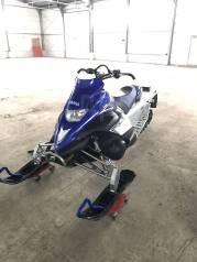 Yamaha FX Nytro. исправен, есть птс, с пробегом