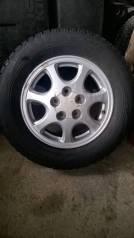 "Продам шины 205/65R15 Bridgestone VRX б/у на литье. 6.0x15"" 5x114.30 ET50"