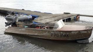Казанка. двигатель подвесной, 25,00л.с., бензин