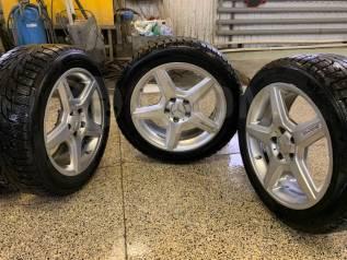 """Комплект колес на мерседес зима. 7.5x17"""" 5x112.00"""