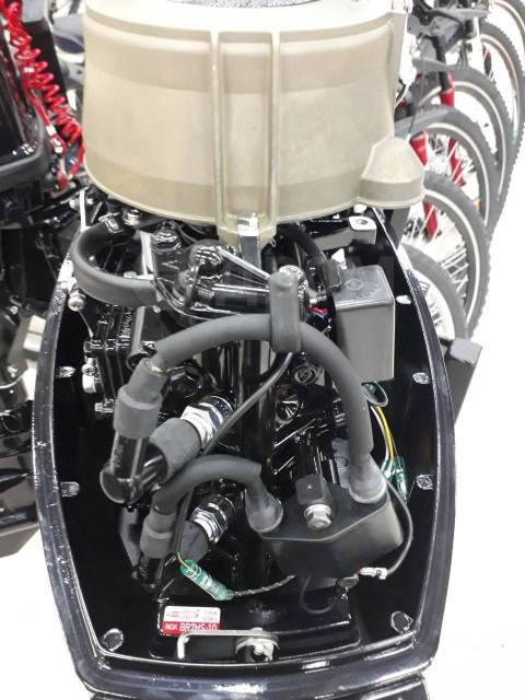 Nissan Marine. 2-тактный, бензиновый, нога S (381 мм), 2018 год год