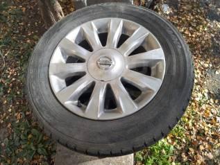 """Колеса Nissan 205/65-R16. x16"""""""