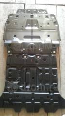 Защита двигателя. Toyota Land Cruiser, UZJ200W, J200, URJ202, VDJ200, URJ202W, URJ200, GRJ200, UZJ200 Lexus LX570, URJ201, URJ201W Двигатели: 2UZFE, 3...