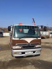 Hino Ranger. Продам грузовик, 8 000куб. см., 5 000кг., 4x2