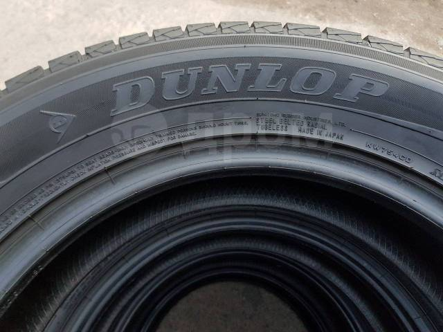 Dunlop Winter Maxx SJ8. Зимние, без шипов, 2015 год, 5 %, 4 шт