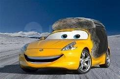 Отогрев авто, запуск двигателя