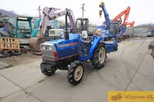 Iseki. Трактор TA210F, 24 л.с.
