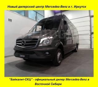 """Mercedes-Benz Sprinter 515 CDI. Новый дилерский центр Mercedes! Турист, Зимний пакет, кресла """"Люкс"""", 20 мест, В кредит, лизинг"""