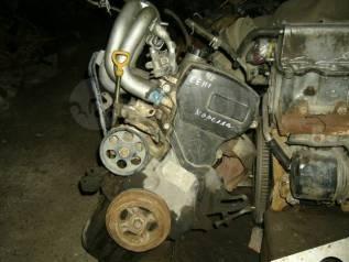 Двигатель в сборе. Toyota Corolla, EE111 Двигатель 4EFE