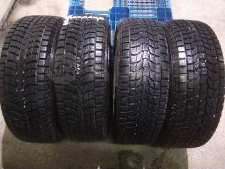 Dunlop Grandtrek SJ6. Зимние, без шипов, 2007 год, 10%, 4 шт