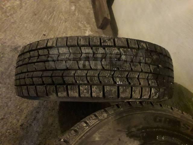 Dunlop. Зимние, без шипов, 40%, 4 шт
